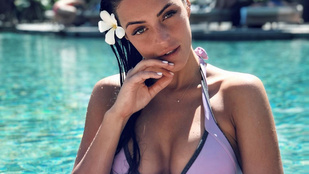 Hajdú Péter új barátnőjét korábban a Playboy is felkereste