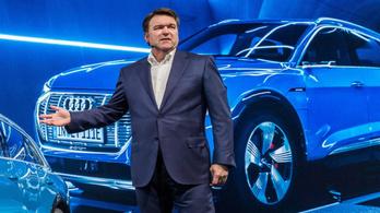 Nagy átalakításba kezd az Audi vezére