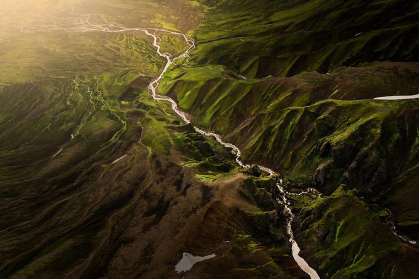 Nincs még egy hely a Földön, ahol ennyire kreatív a természet - Bámulatos fotók
