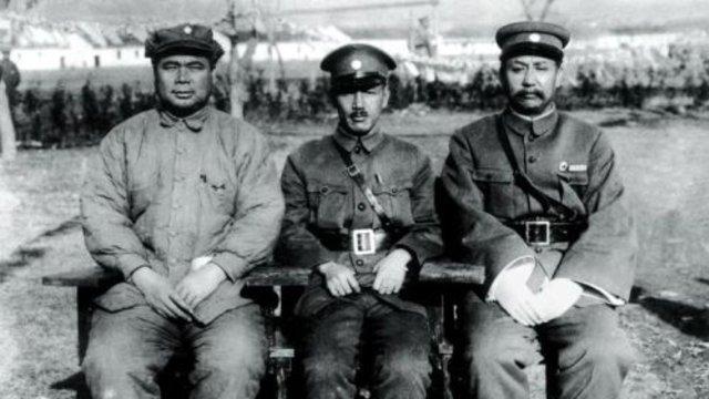 Híres kínai hadurak nyomában