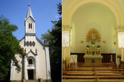 Máriakálnok-kápolna