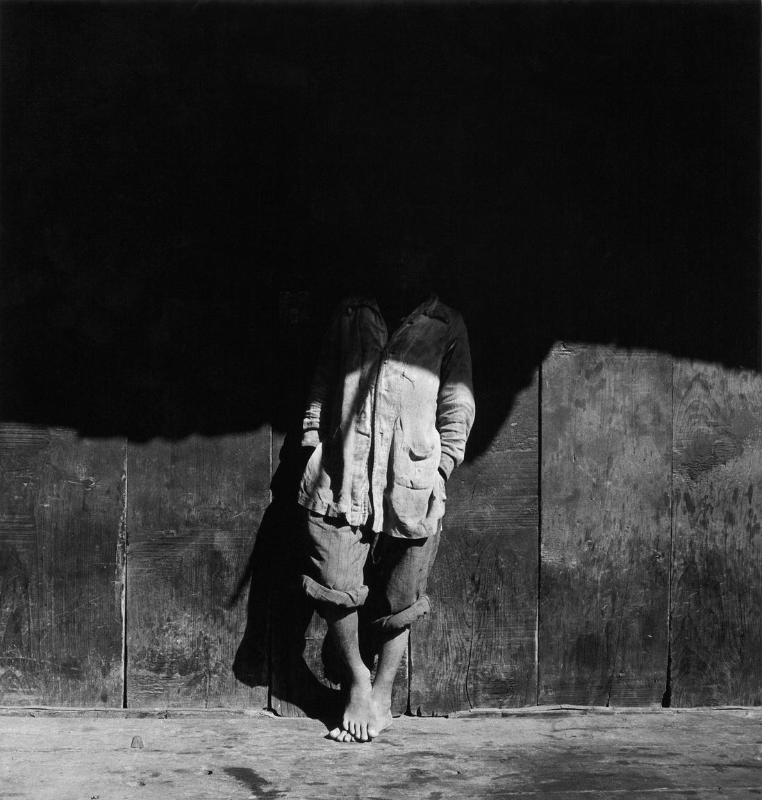Lucien Hervé - A vádló 1955 India