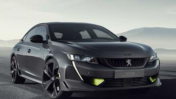 Villámgyors a Peugeot 508 sportos változata