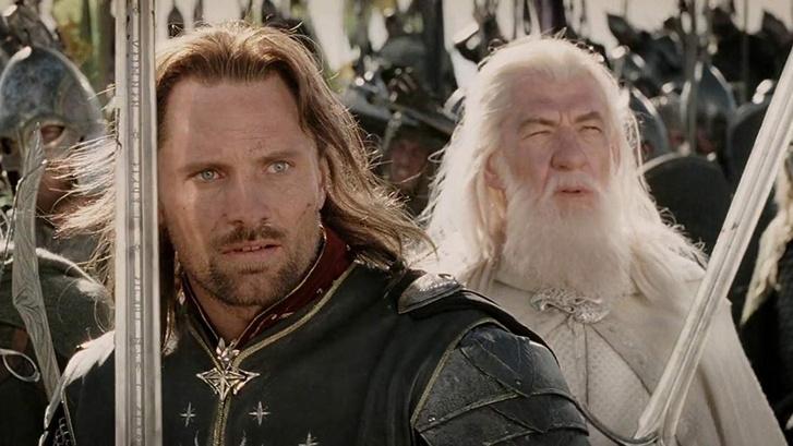Gyűrűk ura: A király visszatér (2003)
