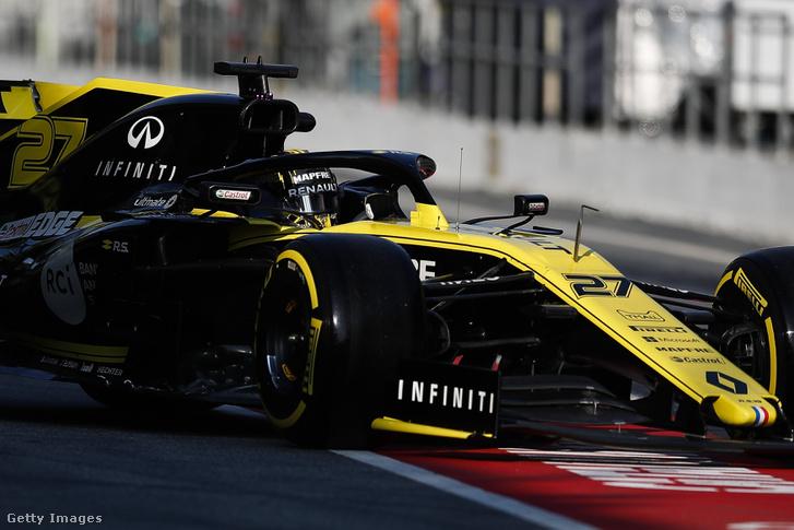 Hülkenberg és a Renault