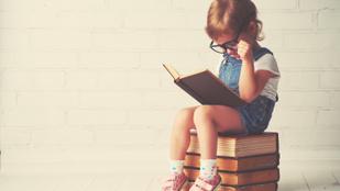 Ezért jó olvasni – 10 ok, amiért megéri falni a könyveket