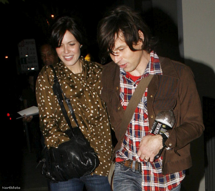 Mandy Moore és Ryan Adams 2010-ben