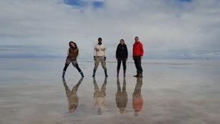 Ahol még a szállásunk is sóból volt: sivatagi túra Bolíviában