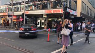 Életfogytiglant kapott a férfi, aki gyalogosok közé hajtott két éve Melbourne-ben