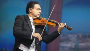 Mága Zoltán zenélt Andy Vajna amerikai temetésén