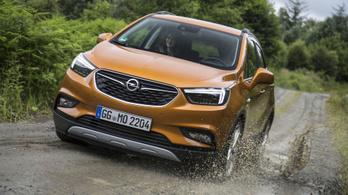 Újabb francia Opel várható