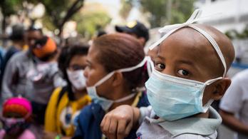 Rég elfeledett súlyos betegségek törhetnek a felszínre Venezuelában