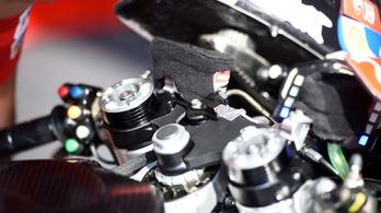 Motokrosszból átemelt rajtoló lehet a Ducati új fejlesztése