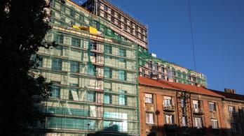 8 éve nem épült annyi lakás, mint tavaly