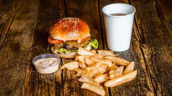 Magyarországon ehetjük Európa egyik legjobb hamburgerét