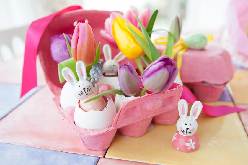 10 csodaszép húsvéti dekoráció az asztalra: megadják az ünnepi hangulatot