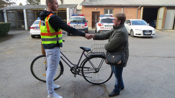 Busz vagy bicikli? A mindszenti férfi számára ez nem lehetett többé kérdés