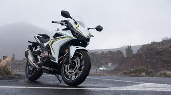 Bemutató: Honda CB500F és CBR500R