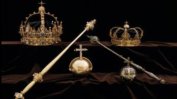4,5 évet kapott a svéd koronázási ékszereket ellopó férfi
