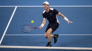 Murray visszatérhet, húsz hónap után nincsenek fájdalmai
