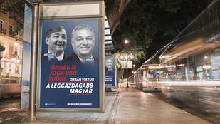 Ellenplakátkampányt indít a migránsos-sorosozós kormánykampányra a Momentum