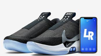 Máris lehaltak a Nike új okoscipői