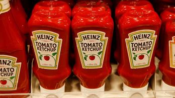 Nagy bajban van a Heinz ketchup gyártója