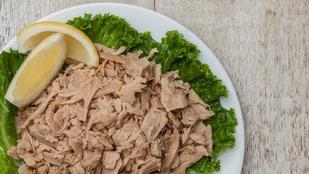 A növényi tonhalpótlék legalább nem büdös