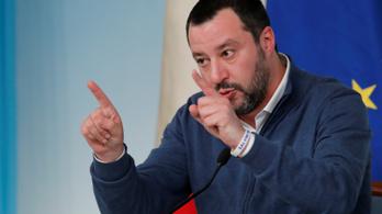 Olasz lap szerint orosz olajcég pénzeli Salvinit