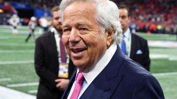 Prostitúciós botrányba keveredett a Super Bowl-győztes Patriots tulajdonosa