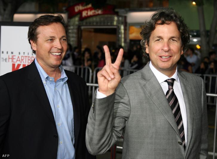 Bobby és Peter Farelly 2007-ben