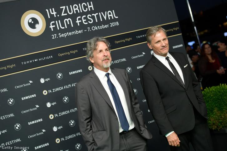 Viggo Mortensennel a Zürichi Filmfesztiválon