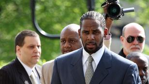 Hivatalos: súlyos szexuális zaklatással vádolják R. Kellyt