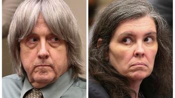 Elítélték a 13 gyermeküket kínzó kaliforniai szülőket