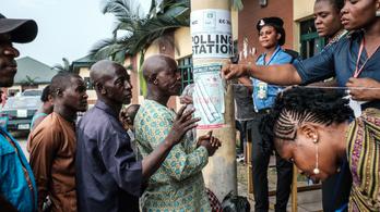 Egyhetes halasztás után megtartják az elnökválasztást Nigériában
