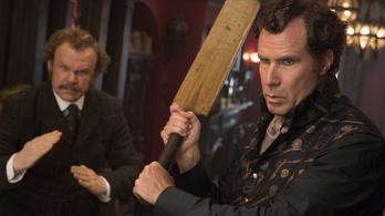 Hivatalosan is Will Ferrell Sherlock-filmje volt a legrosszabb film tavaly