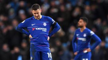 A Chelsea FIFA-büntetése betett Hazard Madridba igazolásának