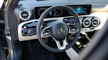 Év Autója, Mortefontaine: Mercedes-Benz A osztály – 2019.