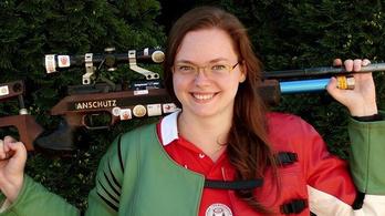 Világcsúcsot lőtt, olimpiai kvótás Major Veronika
