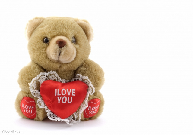 stockfresh 682496 teddy-bear-for-velantine sizeS