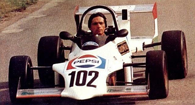 Ezzel az autóval nyerte meg az osztrák Forma Ford bajnokságot 1986-ban