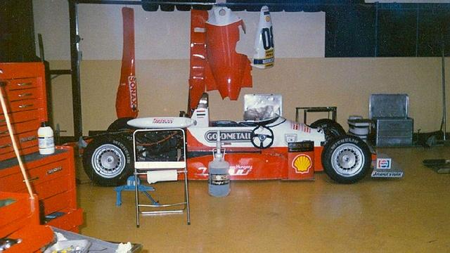 Csaba egykori Forma Fordja sokáig porosodott egy garázsban, mire Laza Racinges barátai felújították