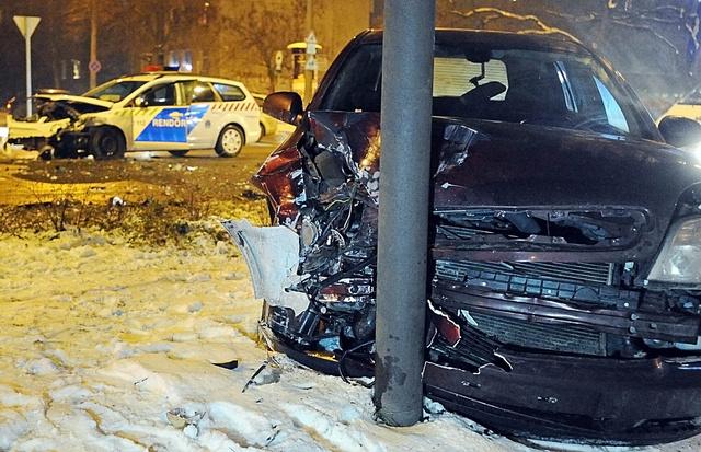 Rendőr baleset 05
