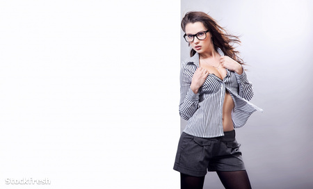 stockfresh 778109 beautiful-sexy-businesswoman-wearing-glasses-i