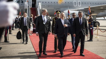 Orbán Viktor az EU-Arab Liga csúcsra utazott