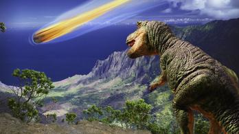 Aszteroidabecsapódás és vulkánkitörés együtt végezhettek a dinoszauruszokkal