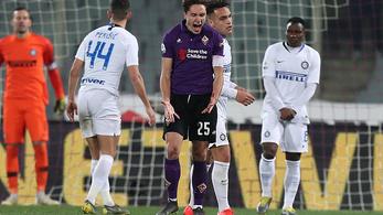 17 másodperc alatt hátrányba került az Inter