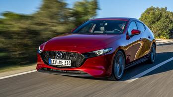 Bemutató: Mazda 3 – 2019.
