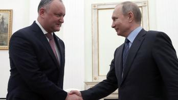 Oroszbarát párt nyerte a moldovai választást