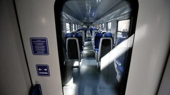 Már idén 4G-s netet ígér a vonatokra a MÁV
